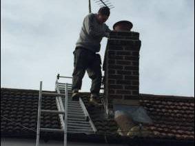 About Clive Scott Chimney Sweeps Based In Dartford Kent